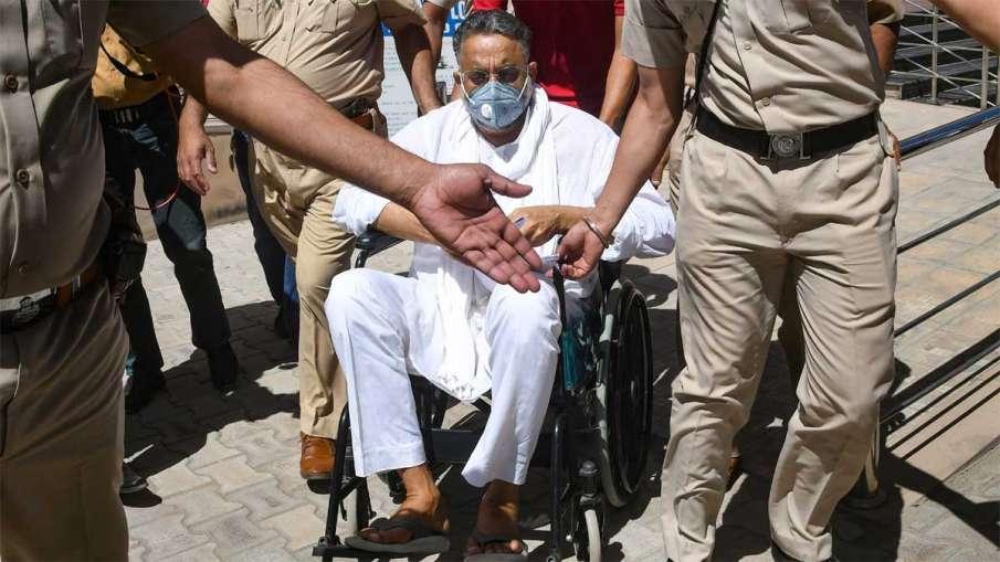 Mukhtar Ansari, Mukhtar Ansari Special Court, Mukhtar Ansari MLA- India TV Hindi