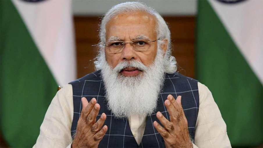Narendra Modi, Narendra Modi Vadnagar, Narendra Modi Vadnagar Station- India TV Hindi