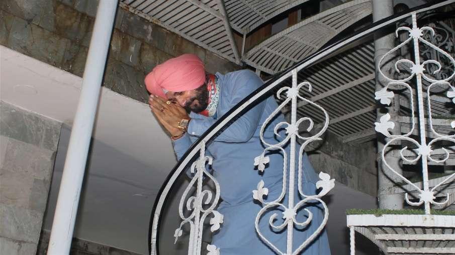 Punjab Congress chief Navjot Singh Sidhu- India TV Hindi