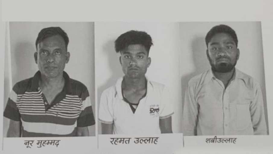 रोहिंग्या और बांग्लादेशियों को अवैध तरीके भारत में घुसाने वाले गिरोह का भंडाफोड़, UP ATS ने 3 लोग कि- India TV Hindi