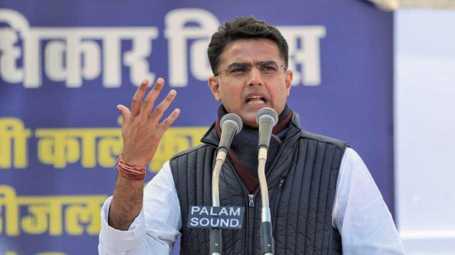 कांग्रेस आलाकमान जल्द ही जरूरी कदम उठाएगा: सचिन पायलट- India TV Hindi