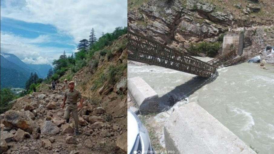हिमाचल प्रदेश में भयानक भूस्खलन, 9 पर्यटकों की मौत, तीन घायल- India TV Hindi
