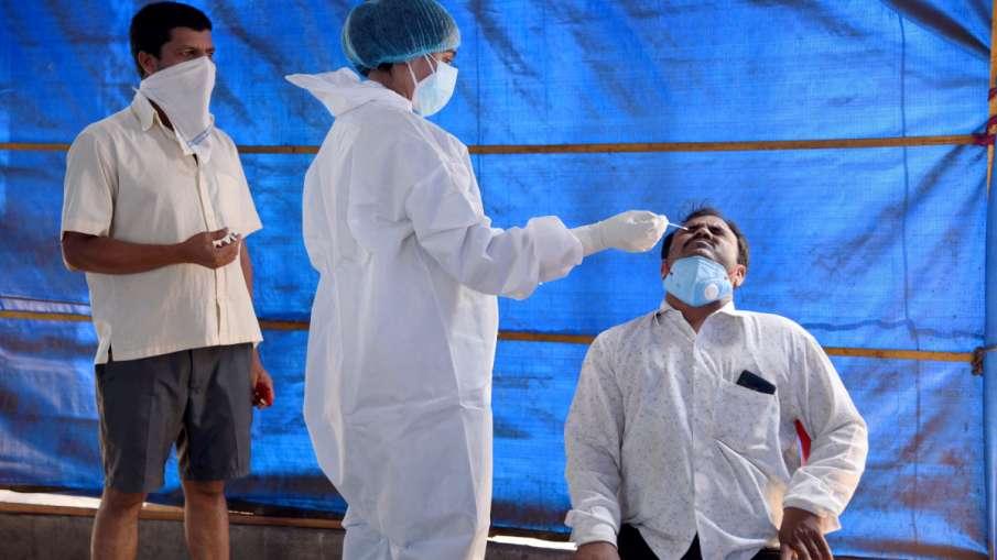 महाराष्ट्र में कोरोना के 8159 नए केस मिले, 165 मरीजों की मौत हुई- India TV Hindi
