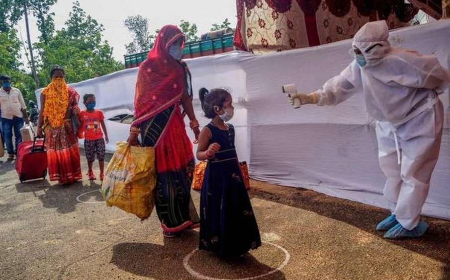 Odisha reports 2,070 new COVID-19 cases, 64 more deaths- India TV Hindi