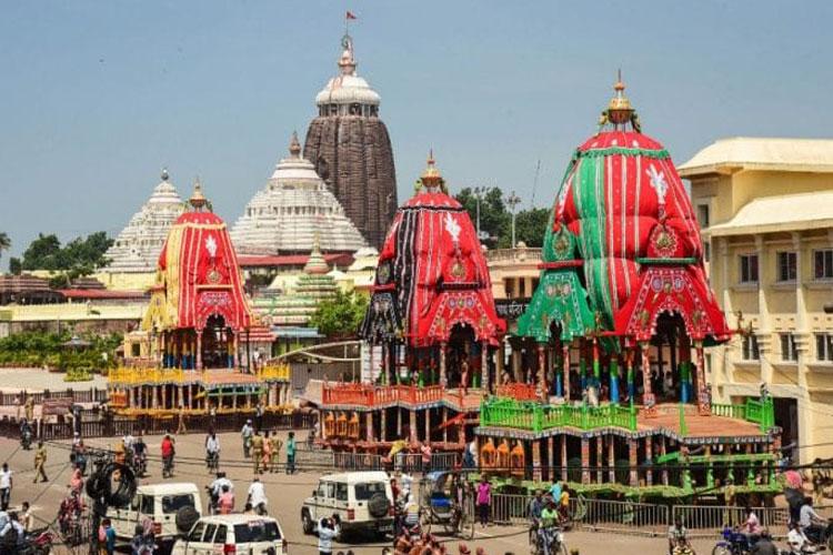 ओडिशा: रथयात्रा पर...- India TV Hindi