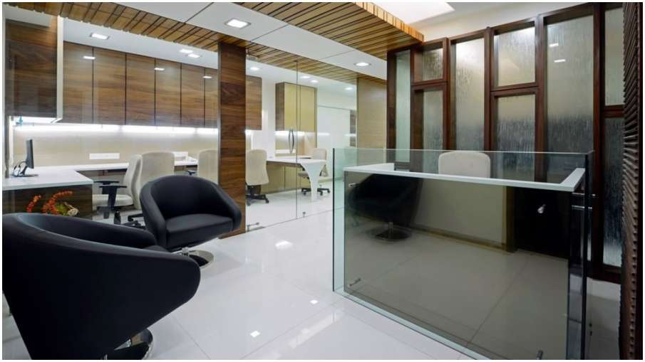 office reception - India TV Hindi