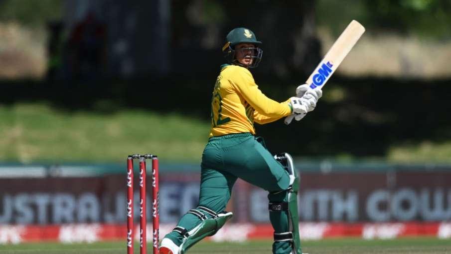 WI vs SA 5th T20I Quinton De Kock and Adam Markram shine in South Africa's win, 3-2 series win- India TV Hindi