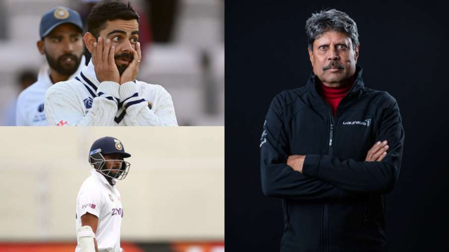 Kapil Dev furious over the selection of another player on England tour- India TV Hindi