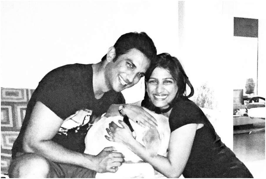 Sushant Singh Rajput and Priyanka Singh- India TV Hindi