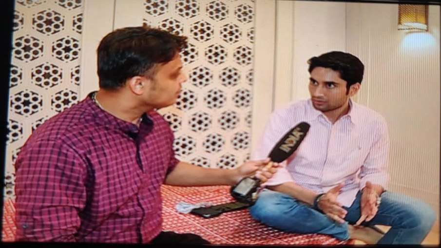Political upheaval in Rajasthan: Gehlot Minister's son revolt against his father- India TV Hindi