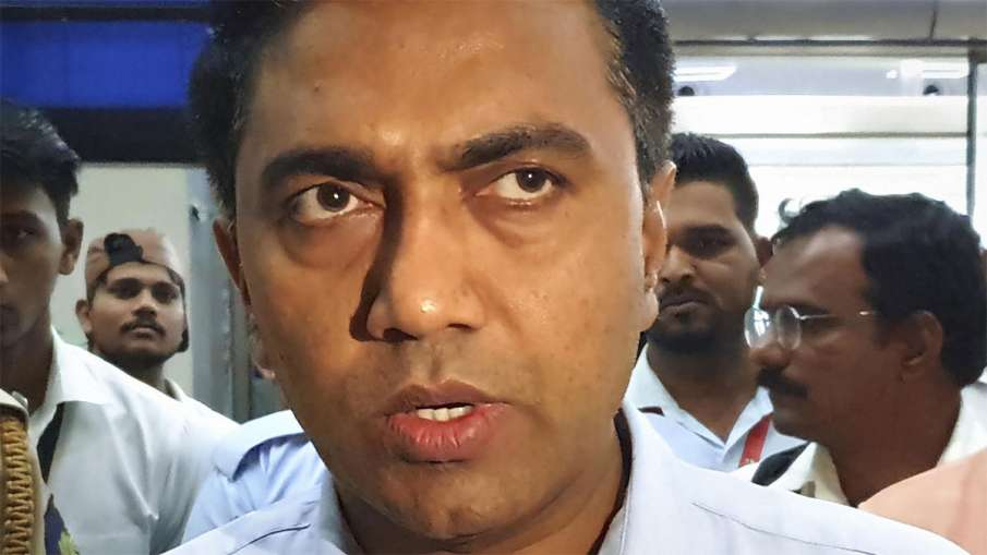 Pramod Sawant, Pramod Sawant Facebook, Pramod Sawant Facebook account hacked- India TV Hindi