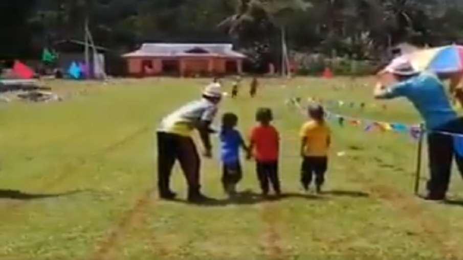 kids race- India TV Hindi