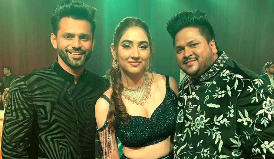 संगीत सेरेमनी में सुमित खेतान की कोरियोग्राफी पर थिरके थे राहुल वैद्य और दिशा परमार, खूब वायरल हुए थ- India TV Hindi