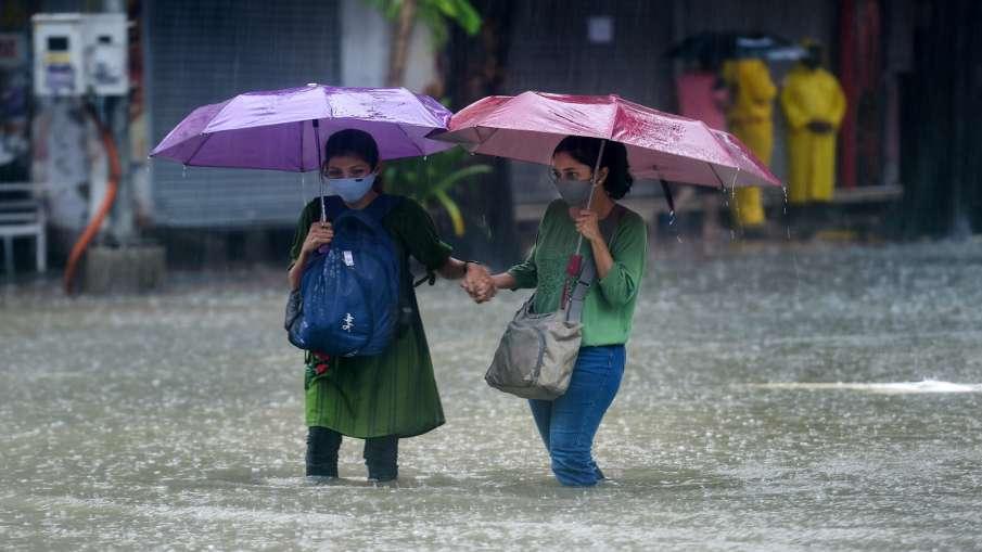 delhi rain heavy rain alert in noida ghaziabad gurugram fariadabad north india imd weather forecast - India TV Hindi