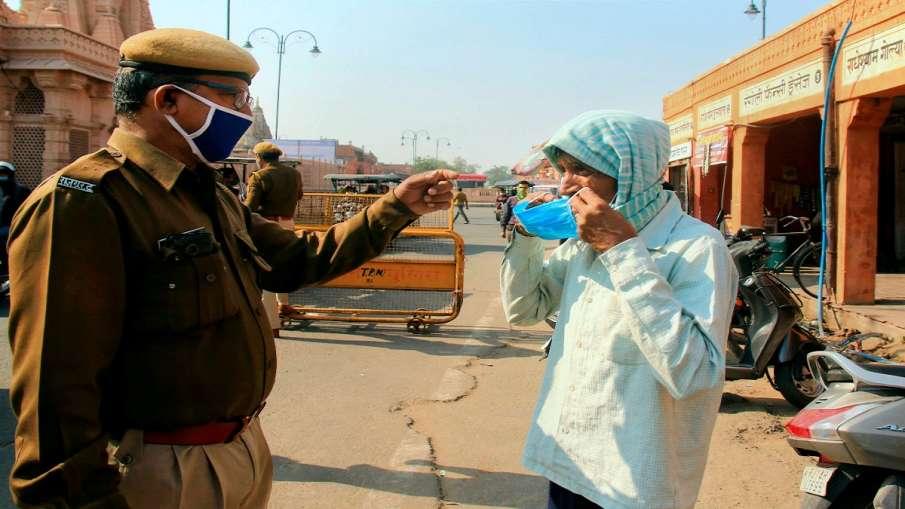 Rajasthan reports 25 fresh Covid cases, 1 death- India TV Hindi