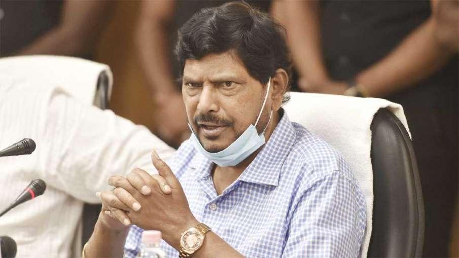 Ramdas Athawale, Ramdas Athawale Dalit Vote, Ramdas Athawale BSP, Ramdas Athawale BJP- India TV Hindi