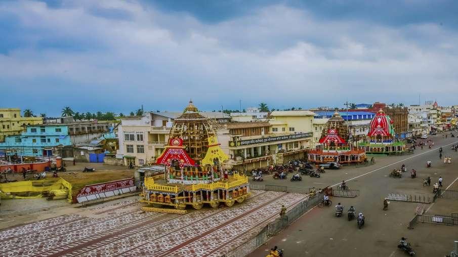 भगवान जगन्नाथ की रथ यात्रा से पहले पुरी में होटलों को खाली करने के निर्देश - India TV Hindi