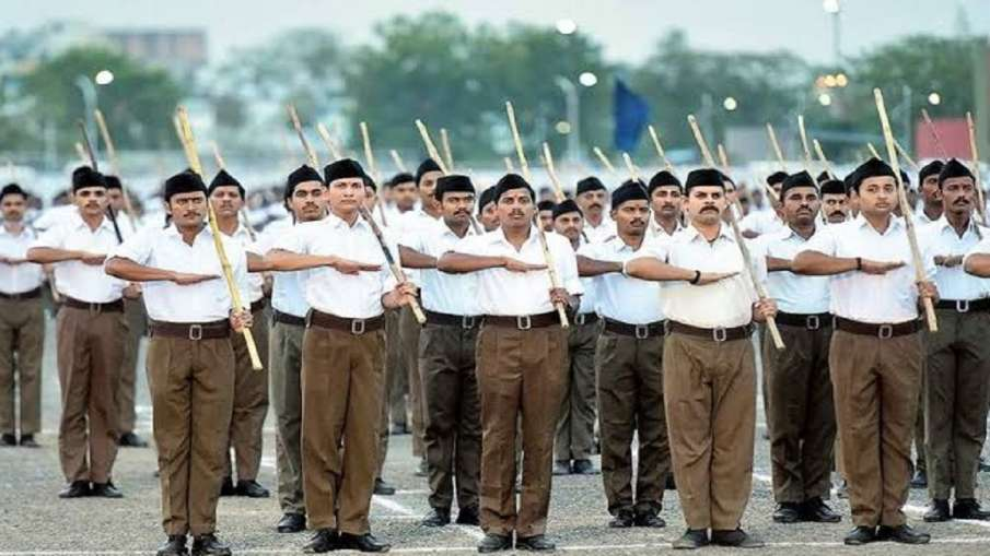 राष्ट्रीय स्वयंसेवक संघ कोरोना की तीसरी लहर से निपटने के लिए कार्यकर्ताओं को देगा प्रशिक्षण - India TV Hindi