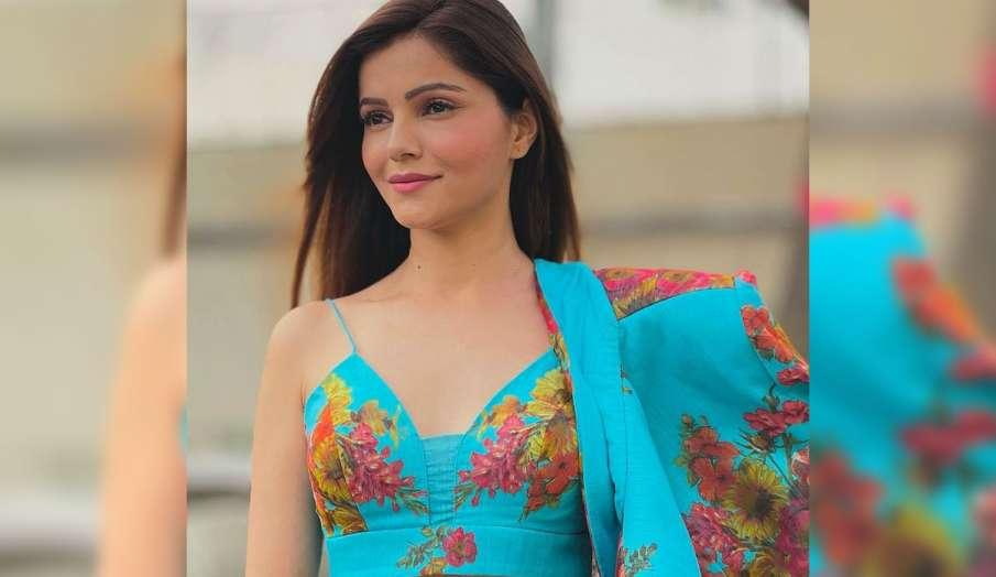 बॉलीवुड डेब्यू करने जा रही हैं रुबीना दिलैक - India TV Hindi