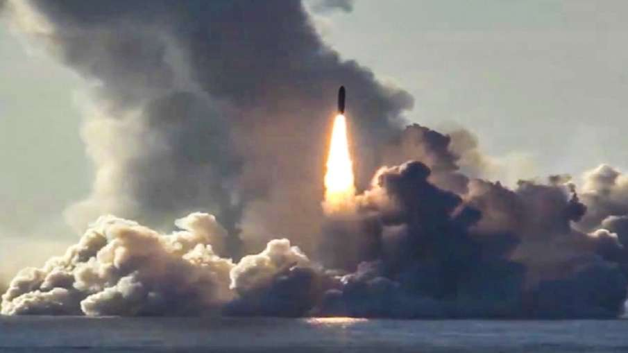 Russia reports successful test launch of hypersonic missile- India TV Hindi