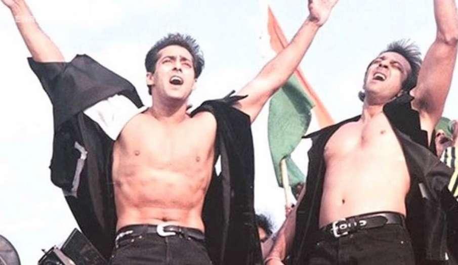 संजय दत्त के बर्थडे पर सलमान खान ने थ्रोबैक फोटो शेयर कर दी बधाई - India TV Hindi