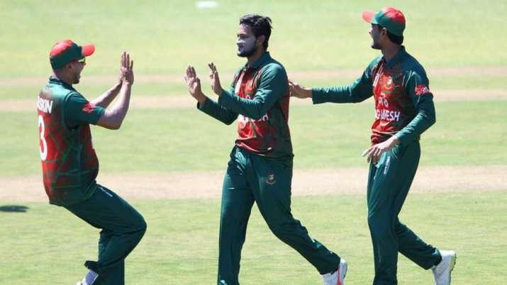 Bangladesh beat Zimbabwe by 155 runs in the first ODI with Liton Das and Shakib Al Hasan performing - India TV Hindi