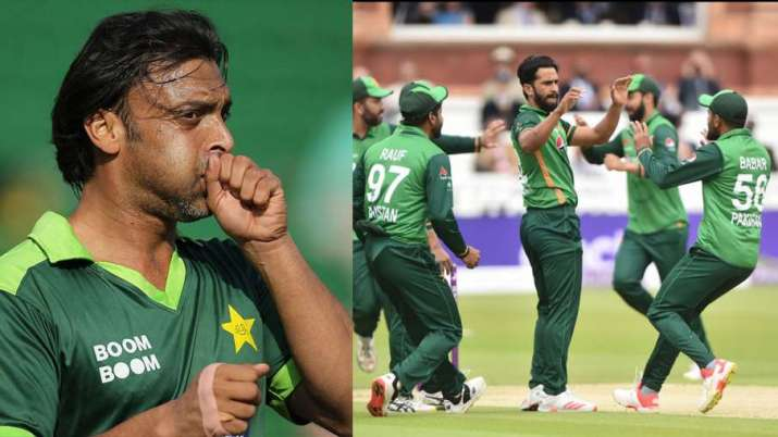 Shoaib Akhtar furious at Pakistan team, said if I was the chairman, I would have sacked the captain - India TV Hindi