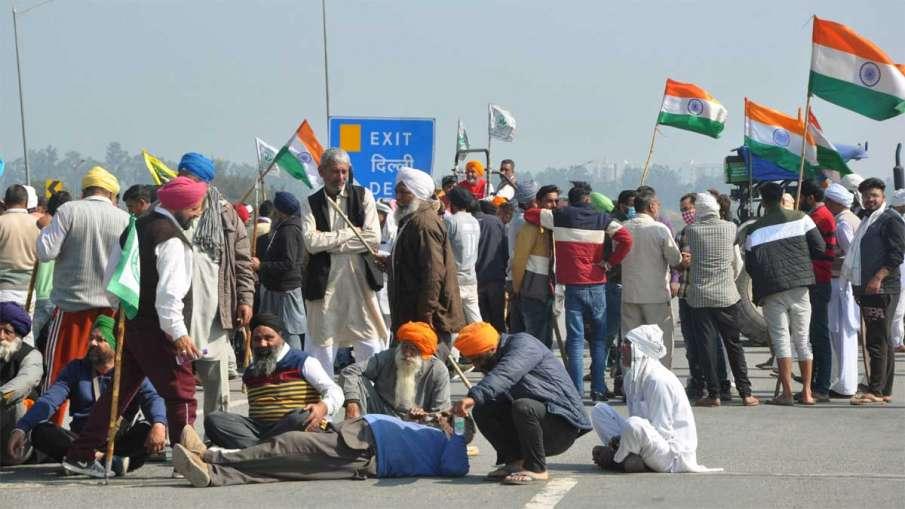 Farmers Protest Jantar Mantar, Delhi Police Farmers Protest, Delhi Police Farmers Protest Jantar Man- India TV Hindi