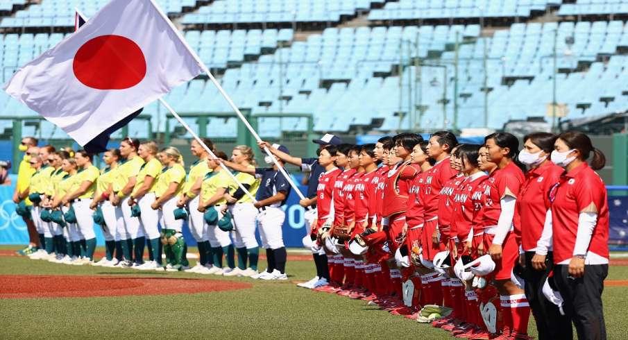 Tokyo Olympics, Olympics, softball, Japan, Australia- India TV Hindi
