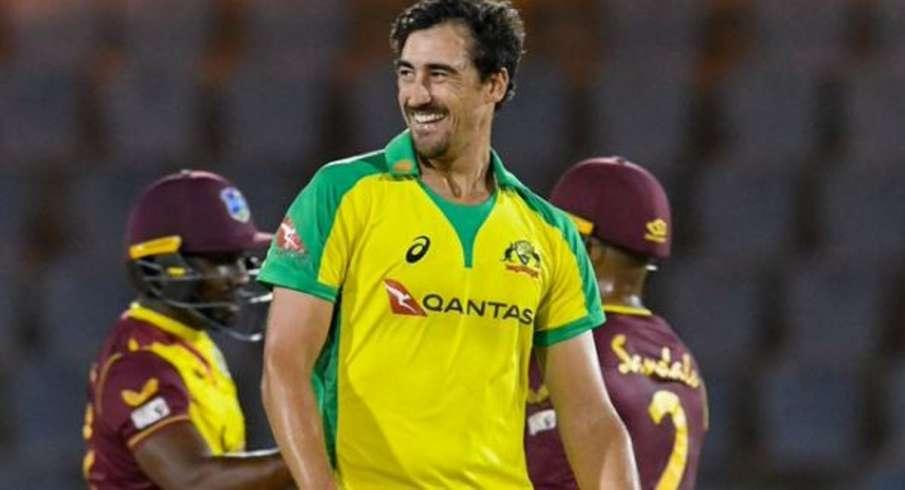 Australia vs West Indies, cricket, Sports, ODI,Mitchell Starc- India TV Hindi