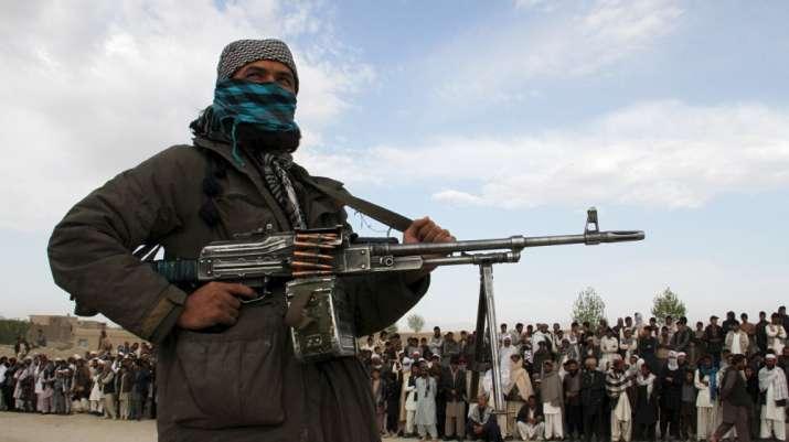 अफगान हवाई हमले में 35...- India TV Hindi