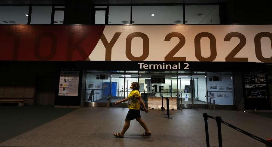 Tokyo Olympics, Chile, Taekwondo, covid positive, airport- India TV Hindi