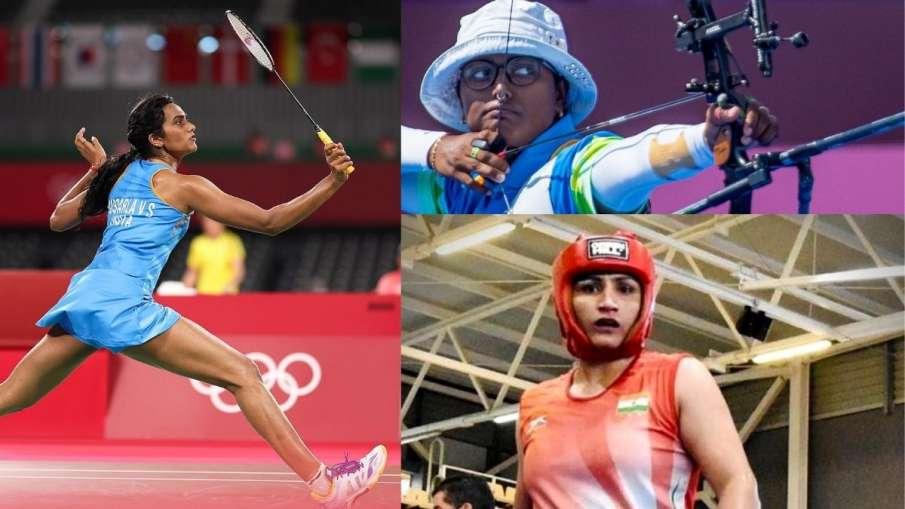 India at Tokyo Olympics Day 5: PV Sindhu, Deepika Kumari...- India TV Hindi