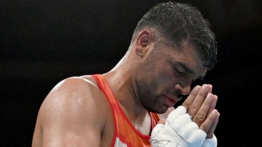 Tokyo Olympics 2020: satish kumar to face world champion...- India TV Hindi
