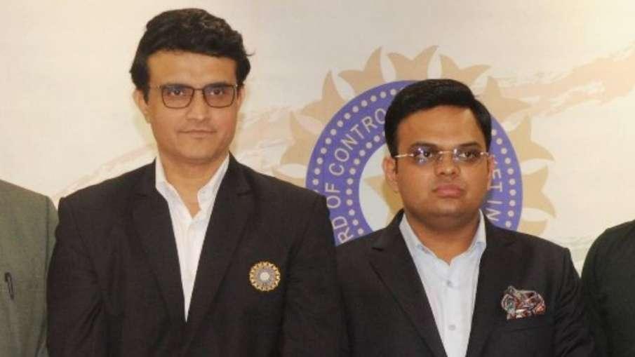 sourav ganguly and jay shah reaction on icc t20 world...- India TV Hindi