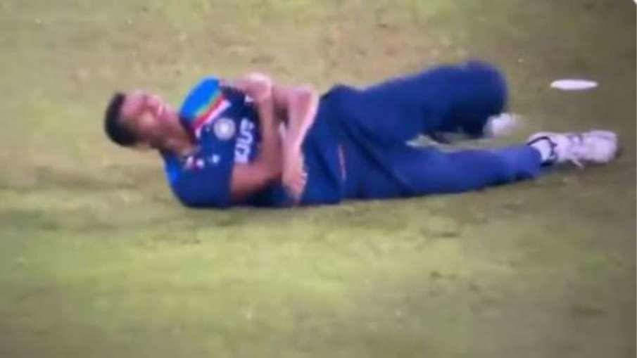 IND vs SL: Navdeep Saini sustains shoulder injury,...- India TV Hindi