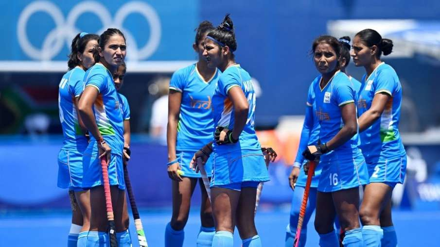 Tokyo Olympics 2020: Indian Women's Hockey Team...- India TV Hindi