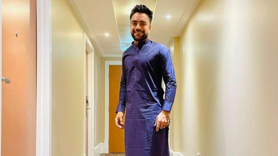 Eid Mubarak: Rashid Khan, Mohammed Shami Lead Greetings...- India TV Hindi