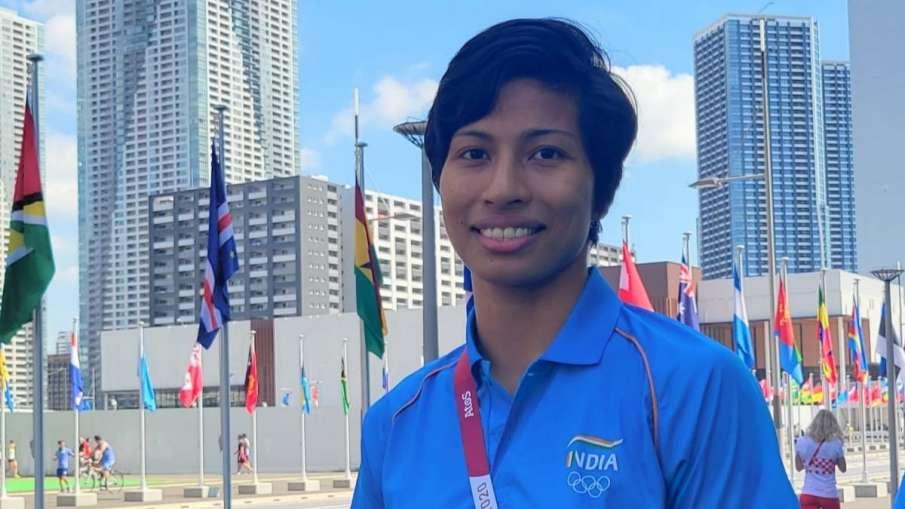 Tokyo Olympics: Assam CM Rides Cycle To Motivate Lovlina...- India TV Hindi