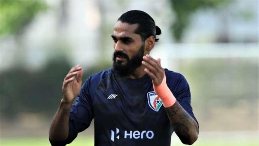 sandesh jhingan aims 2023 aisan cup qualification- India TV Hindi