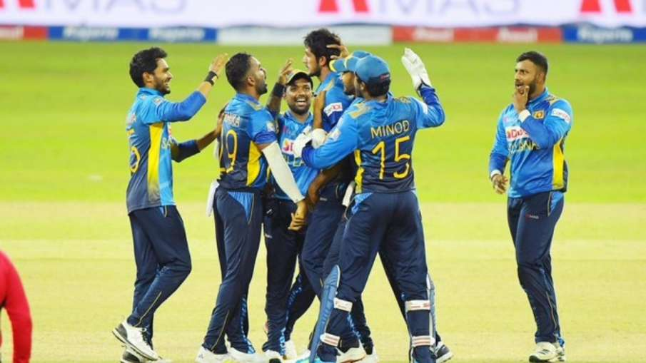 Sri Lanka Fined For Slow Overrate in Second ODI Against...- India TV Hindi