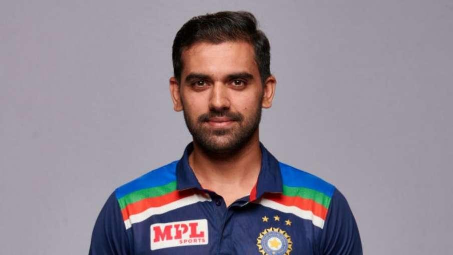 deepak chahar feels his batting can motivate top order...- India TV Hindi