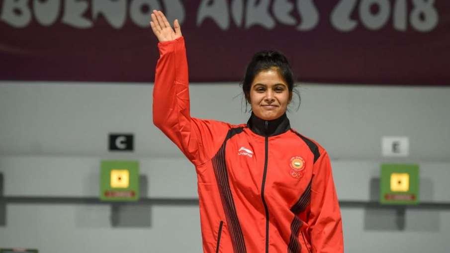 manu bhaker and i have made a plan for tokyo olympics,...- India TV Hindi