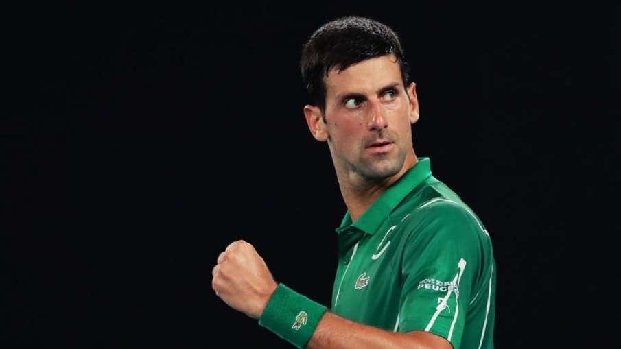 Tokyo Olympics: Novak Djokovic knows history is on the...- India TV Hindi