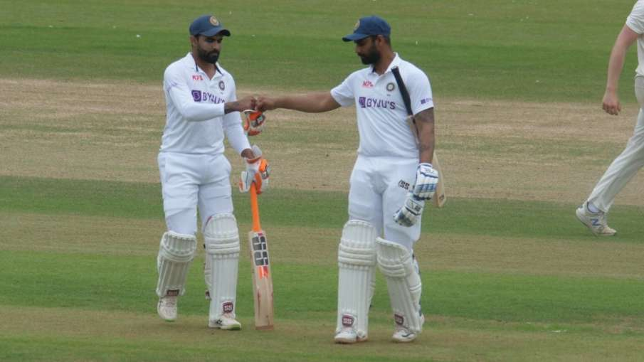 County Select XI vs India warm-up match ends in a...- India TV Hindi