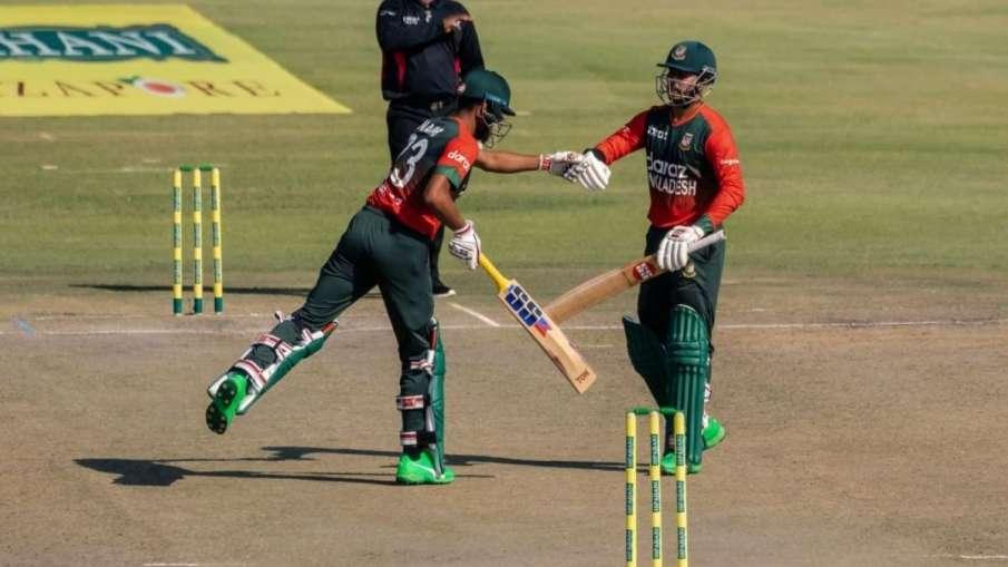 Harare T-20: bangladesh beats zimbabwe by 8 wickets in...- India TV Hindi