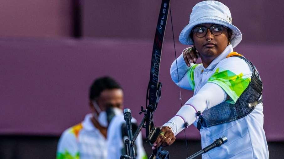 Tokyo Olympics 2020: archer deepika kumari enters pre...- India TV Hindi