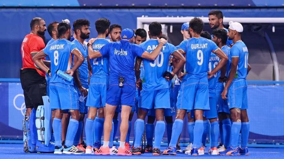 Tokyo Olympics 2020: Indian men's hockey team to face...- India TV Hindi