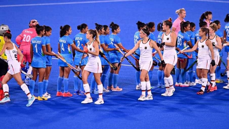 Tokyo Olympics 2020: indian women hockey team suffer...- India TV Hindi