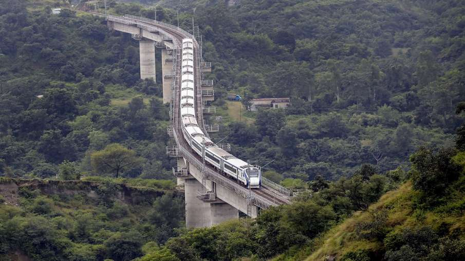 New Delhi Katra Vande Bharat Express Hazrat Nizamuddin Jhansi Gatiman Express restored from July 21s- India TV Hindi